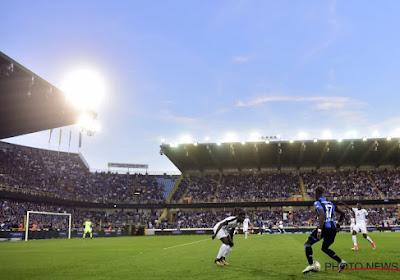 Licences : échos positifs pour le FC Bruges