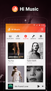Hi Music - Music Player & Online Streaming Music - náhled