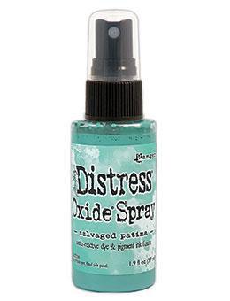 Tim Holtz Distress Oxide Spray 57ml - Salvaged Patina