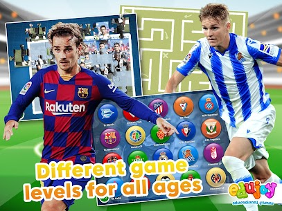 La Liga Educational games MOD APK (Unlimited Money) 4