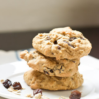 Oatmeal Raisin Peanut Butter Chocolate Chip Cookies