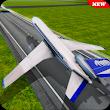 Vol avion 3D: avion volant icon