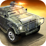 Army Truck 3D - Military Drive Icon