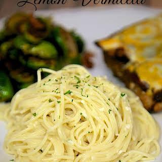 Lemon Vermicelli.
