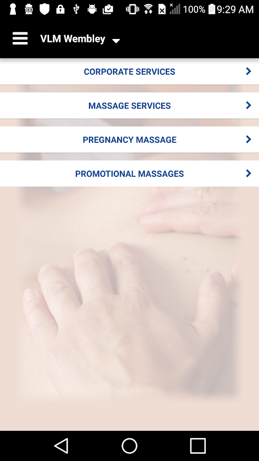 Vibrant Life Massage- screenshot
