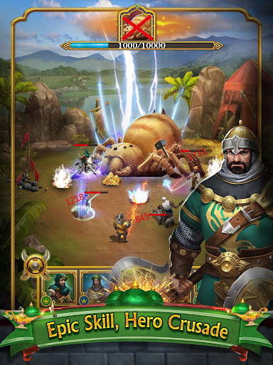 Arab Empire 2- King Of Desert 1.0.3 screenshots 9
