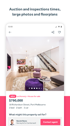 Homely.com.au - Real Estate & Property Search screenshot 3
