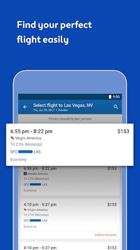 Expedia Hotels, Flights & Car Rental Travel Deals 18.33.0 screenshots 4