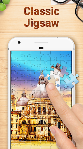 Jigsaw Puzzles - Puzzle Game 1.1.6 screenshots 1
