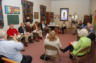 Photo: Regional Board Meeting