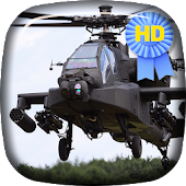 Boeing Apache Helicopter LWP