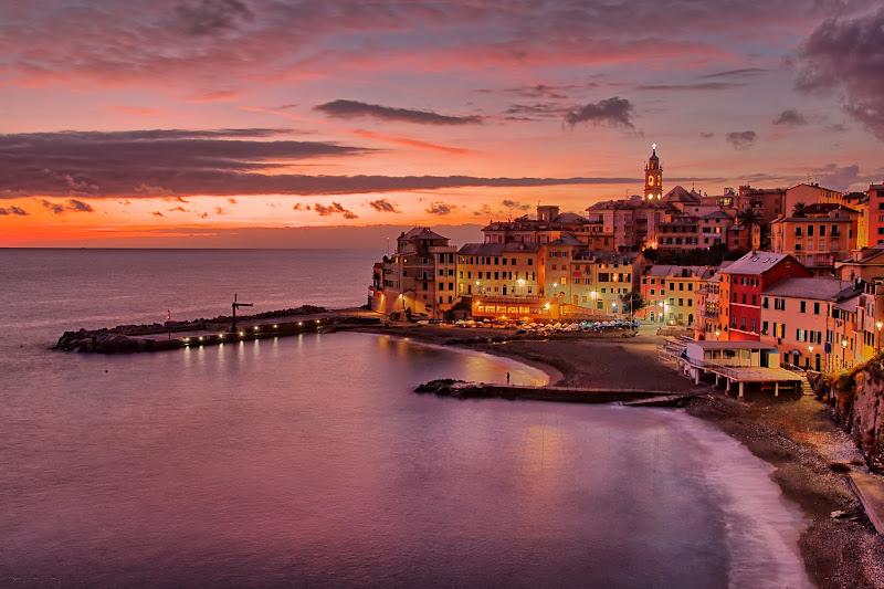 Liguria d'inverno di maurizio_longinotti