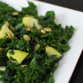 Kale Salad With Pumpkin Seeds Recipes