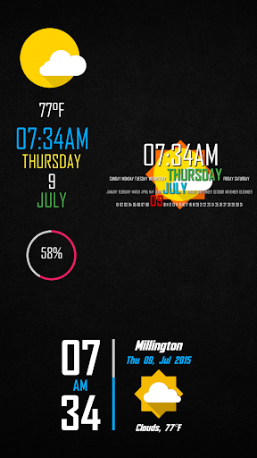 Zoopex for Zooper Widget