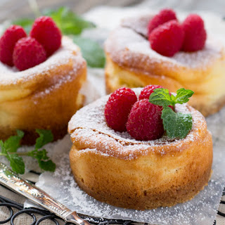 Rich & Creamy Japanese Baked Cheesecake Recipe