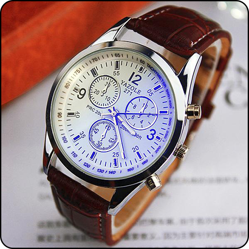 Men Watch Design Android APK Download Free By Fashion Design