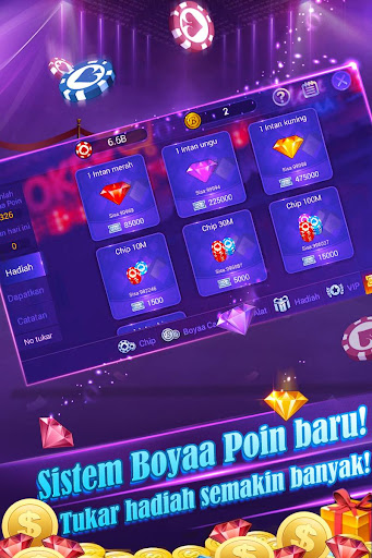 Poker Texas Boyaa 5.9.0 screenshots 7