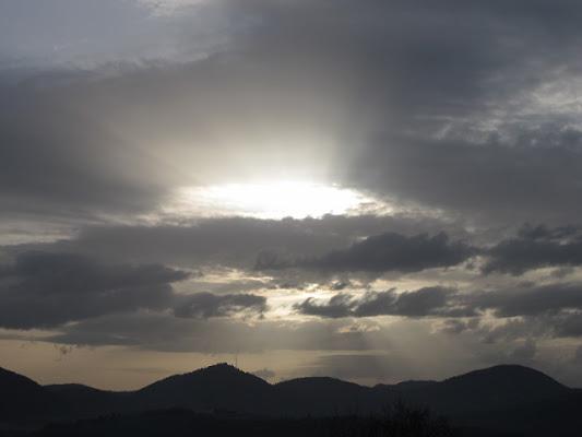 Radiazione emessa dal sole di Rossy98