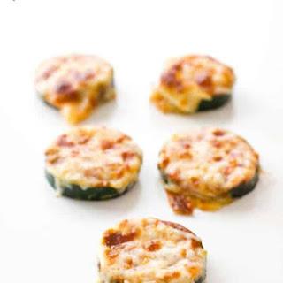 Pizza Zucchinis Recipe