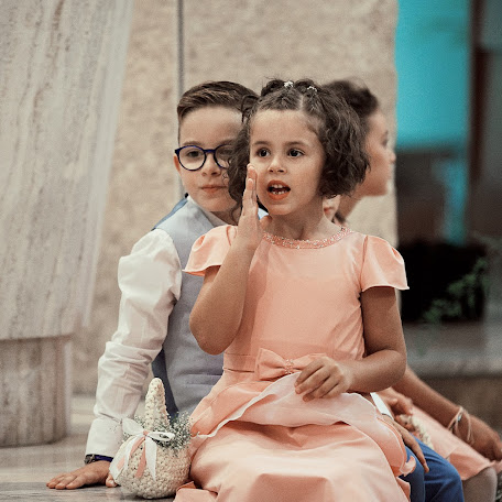 Wedding photographer Olga Linina (Linina). Photo of 01.11.2017