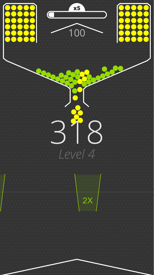 Screenshots of 100 Balls for iPhone