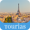 Paris Travel Guide - TOURIAS icon