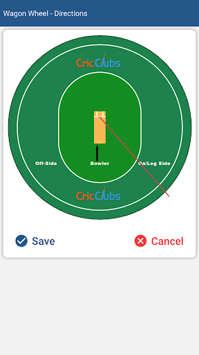 Cricclubs Mobile screenshot 8