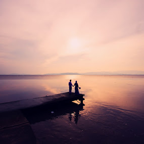 Motion of Love by Nuzul Taufiq - Wedding Bride & Groom ( terengganu wedding photographer, utara wedding photographer )