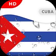 Cuba Flag 3D live wallpaper