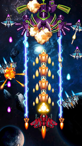 Space squadron - Galaxy Shooter 2.5 4