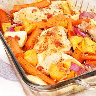 Easy One-Dish Paleo Chicken Dinner