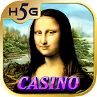 Da Vinci Diamonds Casino icon