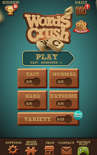 Words Crush: Hidden Words! apk screenshot 5