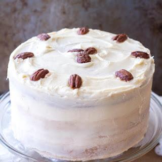 Maple Cream Cake