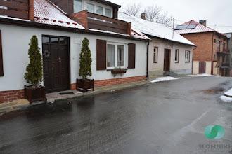 """Photo: Remont """"Sorysu"""" w Słomnikach"""