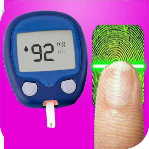 Blood Sugar Finger Checker BP