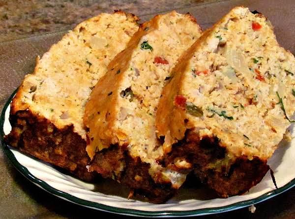 Fiesta Meat Loaf Recipe