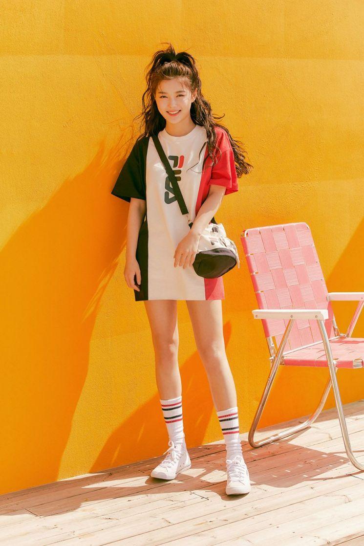 kim yoo jung summer abs 3