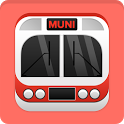 San Francisco Muni Bus Tracker - Muni made easy icon