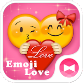 Cute Theme Emoji Love