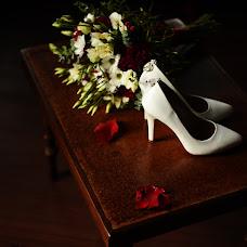 Wedding photographer Darya Marsheva (lapuik93). Photo of 17.11.2017