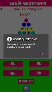 Visual Logic Questions - náhled