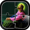 God and Jesus Jigsaw Puzzle icon