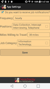 HiRe- Headway in Research Jobs- screenshot thumbnail