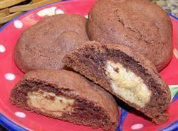 Soft Choco-Peanutty Cookies