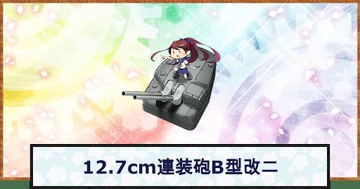 12.7cm連装砲B型改二 アイキャッチ