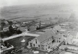Photo: 1932 Patronaat gezien vanaf de Martinustoren