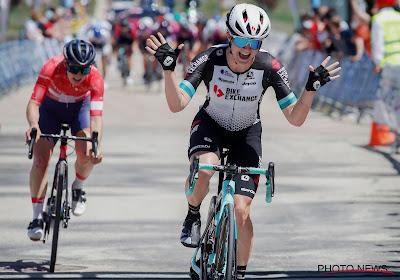 Anastasia Chursina wint tweede etappe in Ronde van Burgos