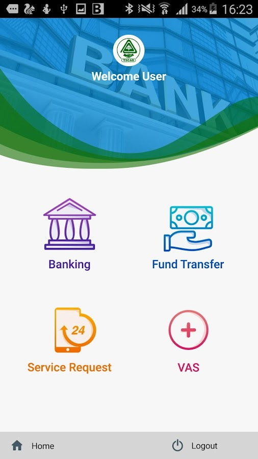 TSCAB Telangana Bank Mobile- screenshot