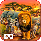 Safari Tours aventuras VR 4D icon